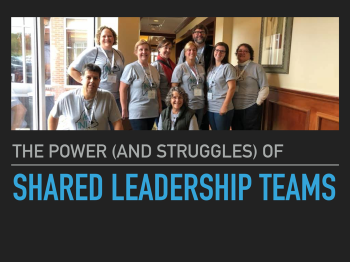 Shared Leadership Teams